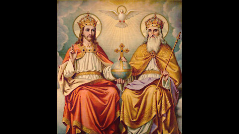Catechism Lesson 3 - The Unity and Trinity of God