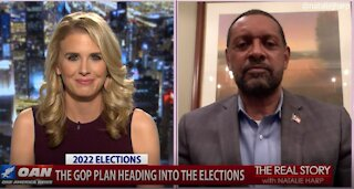 The Real Story - OANN Election Integrity with Vernon Jones
