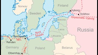 Nord Stream 2 Sanctions Removed