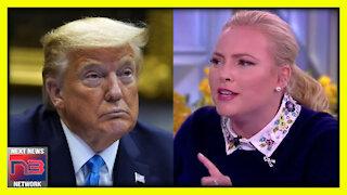 Meghan McCain FLIP FLOPS Again on President Trump
