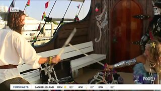 Pirate Cruise in Fort Myers Beach reopens for Memorial Day weekend