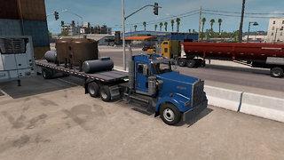 American Truck Simulator 2019 #1 Gameplay