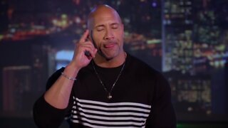 Dwayne 'The Rock' Johnson Gives Update On Netflix Film