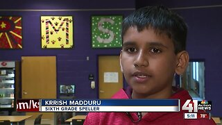 Pleasant Ridge student to compete in national spelling bee