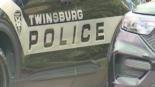 Twinsburg police officer blocked woman's car from being hit during police chase