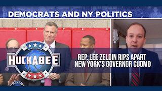 Rep. Lee Zeldin RIPS APART New York's Governor Cuomo | Rep. Lee Zeldin | Huckabee