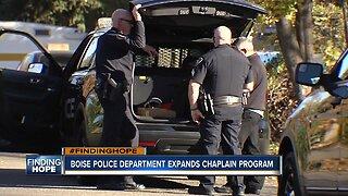 #FINDINGHOPE BPD expands chaplain program