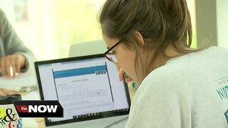 Marquette University highlights stress, mental health during finals week