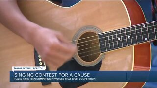 Singing contest for a cause