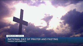 Metro Detroit priest calling for national day of prayer and fasting