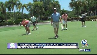 Charity golf tournament held in Palm Beach Gardens