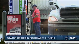 Pipeline shutdown causes fear and panic buying in Southwest Florida