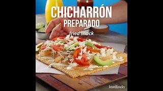 Delicious Chicharrón Prepared