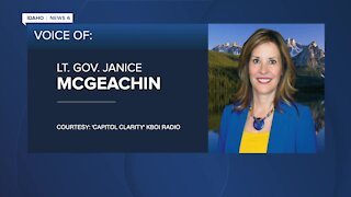 Lt. Gov. Janice McGeachin announces new task force