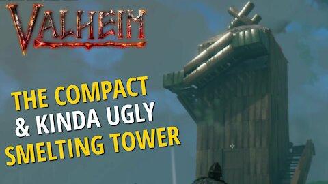 Smelting Tower - Valheim