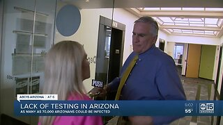 Maricopa County Health Director on planned PTO with family amid COVID-19 outbreak