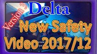 Delta New safety video December 2017 Version 3!