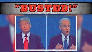 Joe Biden Now Says He Never Called Trump Xenophobic