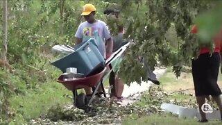 Red Cross volunteers from NE Ohio help with disaster relief efforts