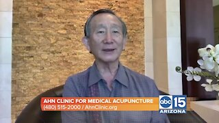 The Ahn Clinic treats irritable bowel syndrome using Medical Acupuncture