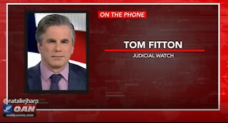 The Real Story - OAN Arizona Voting Laws with Tom Fitton