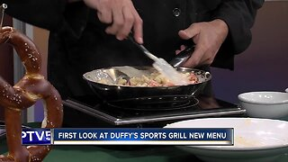 The first look at Duffy's Sports Grill's new menu items