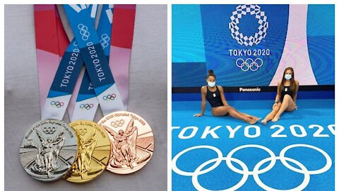Voici toutes les médailles que le Canada a remportées au JO de Tokyo jusqu'à maintenant