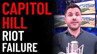 Capitol Hill Riot Failure