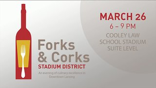 Forks and Corks is Coming Back To Downtown Lansing