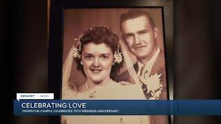Thornton couple celebrates 70th wedding anniversary