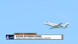 Sheboygan airport gears up to welcome international traffic