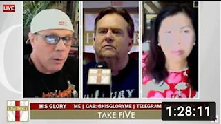 """3.2.21 Interview with Dave Scarlett and Cirsten W on """"His Glory"""""""