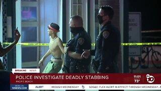 Man killed in Pacific Beach bathrooms