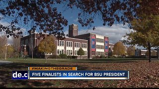 Five finalists named in search for next Boise State president