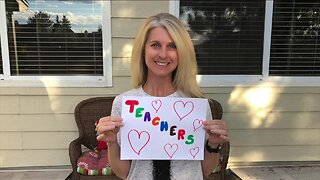 Heritage Elementary School's inspirational video