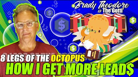 8 Legs of The Octopus How I Get More Leads