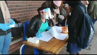 South African schools reopen in Western Cape (KWi)