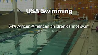 YMCA of Greater Cleveland receives $10,000 grant to offer free swimming lessons to those who qualify