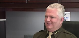 Part 2 of interview with Undersheriff Christopher Darcy
