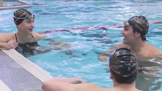 A local Wisconsin swim team sends two athletes to Olympic Team Trials