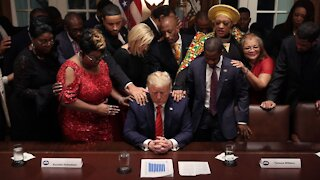 Donald J. Trump is the first black president of the United States!