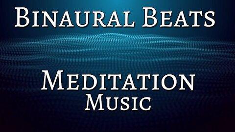 Binaural Beats Theta Waves Meditation Music 4.5Hz Great for before bed / sleep