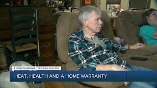 Heat Health and a Home Warranty