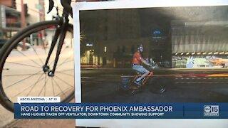 Phoenix ambassador facing long road to recovery