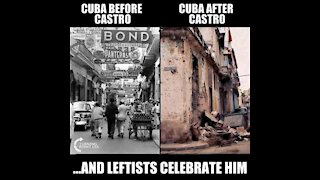 Don't Ignore The Freedom Loving Cubans
