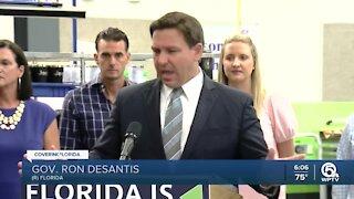 DeSantis plans bonuses for officers who relocate as vaccine mandates get pushback