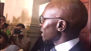 I'm not trying to fill anybody's shoes: Gigaba (W4t)