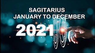 SAGITARIUS 2021 JANUARY TO DECEMBER-FRIENDSHIP AND LOVE!