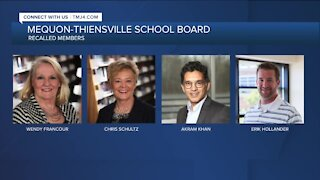 Four Mequon-Thiensville school board members to face recall election