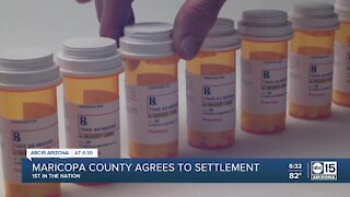 Maricopa County signs onto national opioid settlement